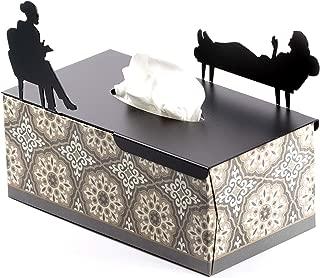 Artori Design Tissue Box Holder - Psychologist Gifts - in HER Treatment