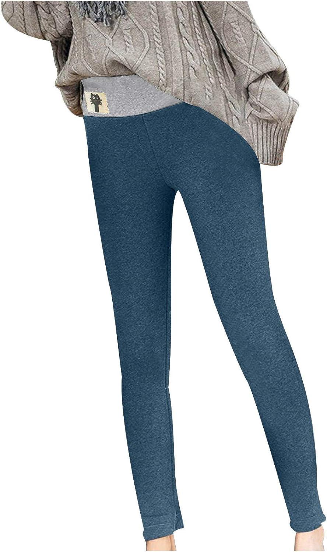 NREALY Women New Shipping Free Ladies High Waist Keep Pants Sacramento Mall Fashion Warm Casu Long