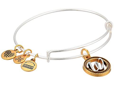 Initial W Charm Bangle by Alex And Ani