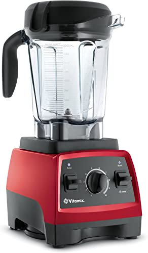 Vitamix,-Red-7500-Blender,-Professional-Grade,-64-oz.-Low-Profile-Container