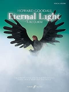 Eternal Light -- A Requiem: Vocal Score (Faber Edition)