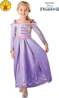 Rubies 300460 5-6 Disney Frozen 2 - Disfraz de Frozen 2,