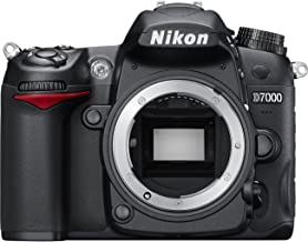 Nikon D7000 - Cámara réflex digital de 16.2 Mp (pantalla 3in), color negro - sólo cuerpo [importado] (Reacondicionado)