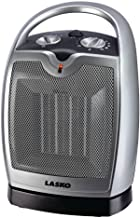 Lasko Ceramic Portable Space Heater with Adjustable Thermostat – Features..