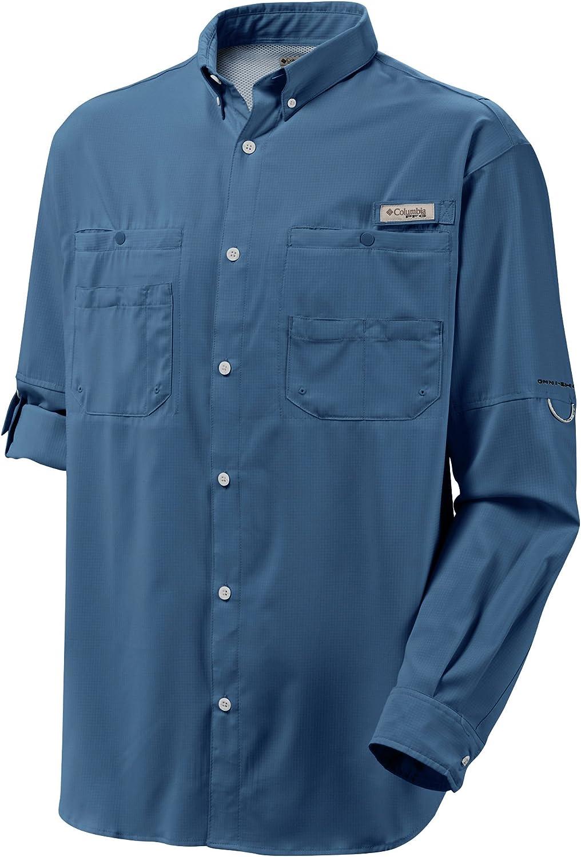Columbia Men's Plus Tamiami II Long XX-Lar Max 73% OFF - Max 76% OFF Sleeve Shirt Gleem