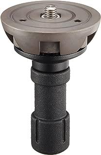 Manfrotto 520BALLSH 75mm Half Ball with Short Handle for 529B Hi Hat (Black)