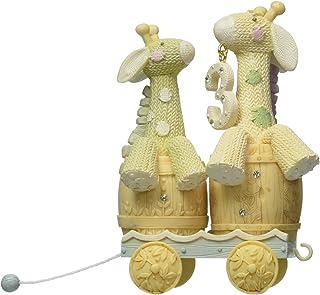 Enesco Foundations Collectible Baby Birthday Ark Age 3 Figurine Giraffe 4050143
