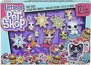 Hasbro zestaw do zabawy Littlest Pet Shop 12-częściowy