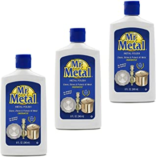 Best mr metal all metal polish Reviews