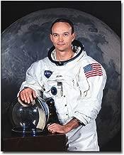 Apollo 11 Michael Collins Portrait 8x10 Silver Halide Photo Print