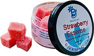 Strawberry Essense,all Natural Face Scrub & Cleanser, 4 Oz, Diva Stuff
