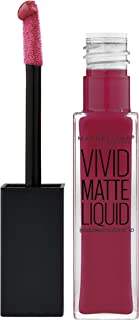 Maybelline Vivid Matte Lipstick Number 40, Berry Boost