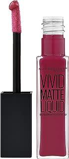 Maybelline Color Sensational Vivid Matte Liquid (40 Berry Boost)