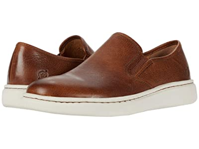 Born Fade Slip-On (Tan Full Grain) Men