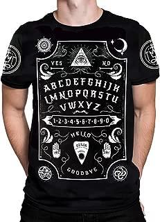 Darkside Clothing Ouija Board Mens T-Shirt