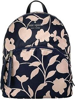 Karissa Nylon Garden Vine Medium backpack Nightcap Multi