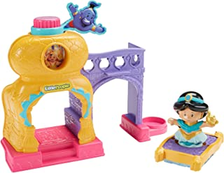 Fisher-Price Little People Disney Princess, Jasmine Vehicle Playset
