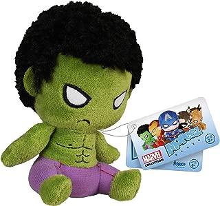 Funko Mopeez Plush Marvel Collection The Incredible Hulk Plush Soft Toy