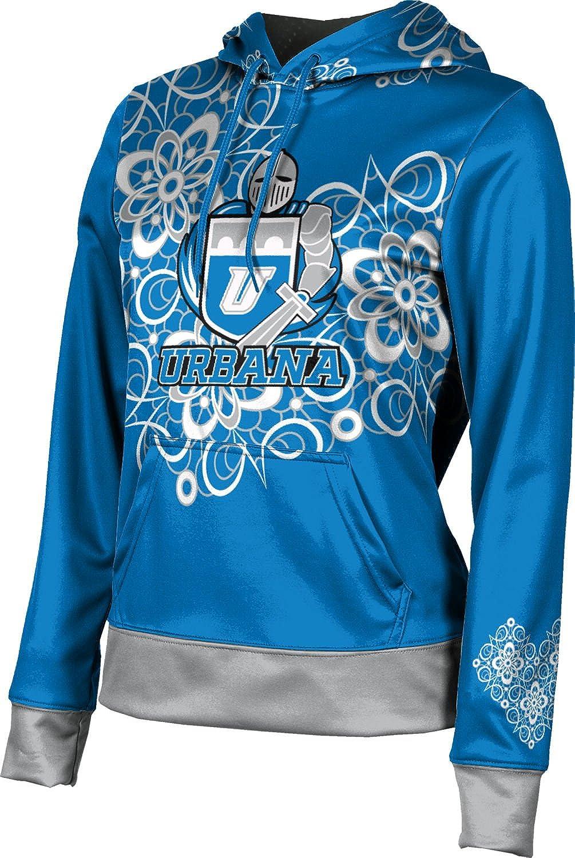 ProSphere Urbana University Girls' Pullover Hoodie, School Spirit Sweatshirt (Foxy)