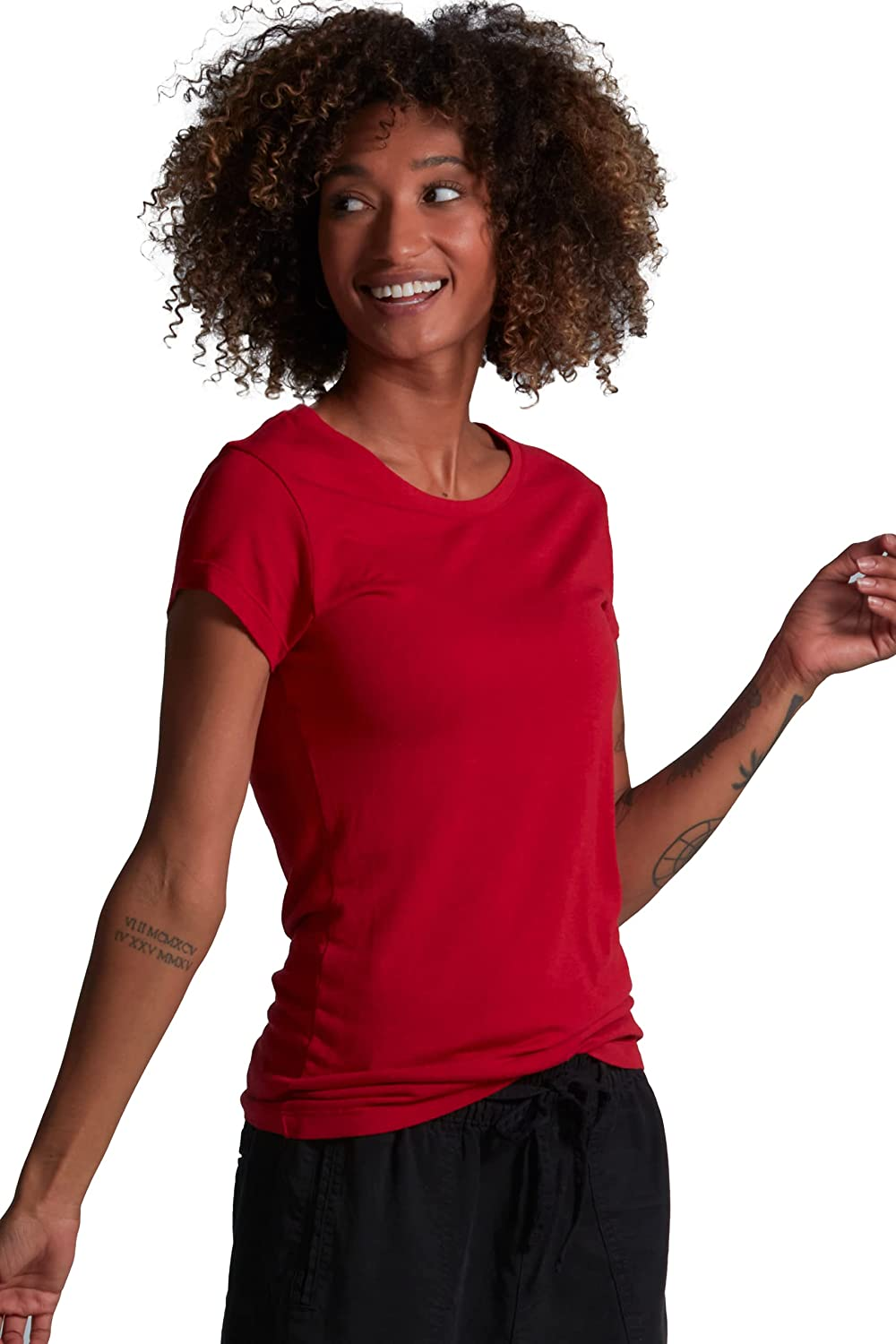Max We OFFer at cheap prices 54% OFF ONNO Women's T-Shirt Bamboo