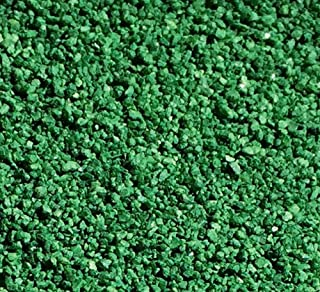 One Stop Outdoor (40 Pounds) - PET Safe - Artificial Turf Natural Green Infill (Absorbs Moisture & Gives A Realistic Feel to Synthetic Grass) - (40 Pound Bag)