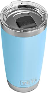 yeti rambler with initials