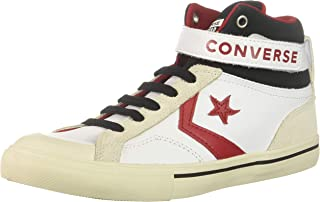 Converse Kids' Pro Blaze Strap Leather High Top Sneaker