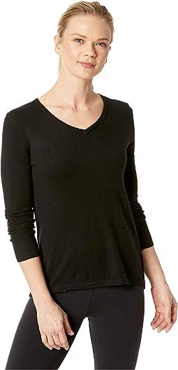 Shadow Pine V-Neck Sweater