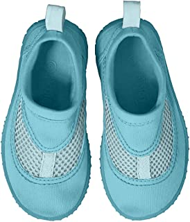 Kids & Baby i Play. Water Shoes, Aqua, 4 M US