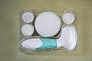 Revolutionary Skin Cleansing Brush by Derma Smooth | Facial & Body Exfoliation System