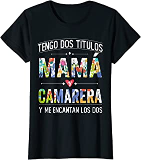 Amazon.es: La camarera: Ropa