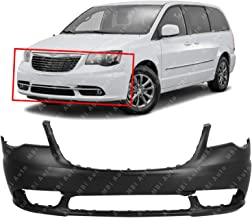 Best 2012 chrysler town and country front bumper Reviews