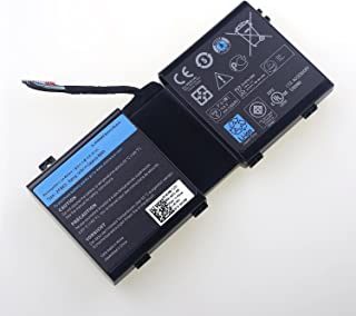 Batterymarket 14.8V 77Wh New Laptop Battery Compatible with Dell Alienware 17 18 18x M17X R5 2F8K3 02F8K3 KJ2PX 0KJ2PX G33TT 2F8K3 02F8K3 KJ2PX 0KJ2PX G33TT