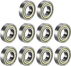 Sourcingmap G25 Bolas de rodamiento de acero cromado de precisi/ón 1mm varios mm 100pcs