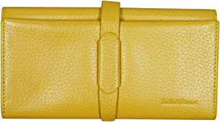 Lombardi Giovanni Women Leather Long Wallet 12 Slots 20011