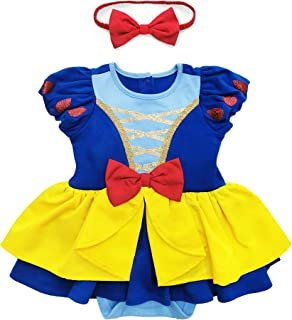 Disney Snow White Costume Bodysuit for Baby