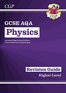 New GCSE Physics AQA Revision Guide - Higher includes Online Edition, Videos & Quizzes