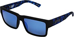 Soft Matte Black/Navy Tort/HD Plus Gray/Green/Dark Blue Spectra