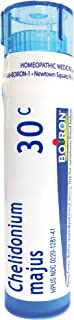 Boiron Chelidonium Majus 30C, 80 Pellets, Homeopathic Medicine for Indigestion and Nausea