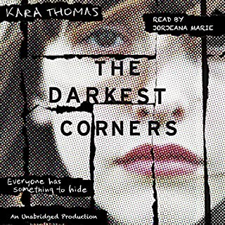 The Darkest Corners cover art