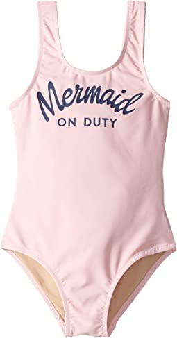 Mermaid On Duty One-Piece (Infant/Toddler)