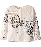 Kenzo Kids - Multi Iconics T-Shirt (Big Kids)
