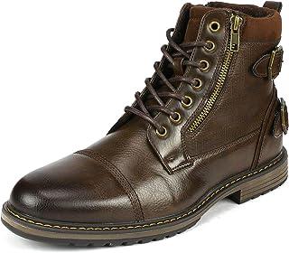 Bruno Marc Botas de Hombre Combate Zapatos Trabajo