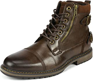 Bruno Marc Men's Philly Dress Chukka Boots