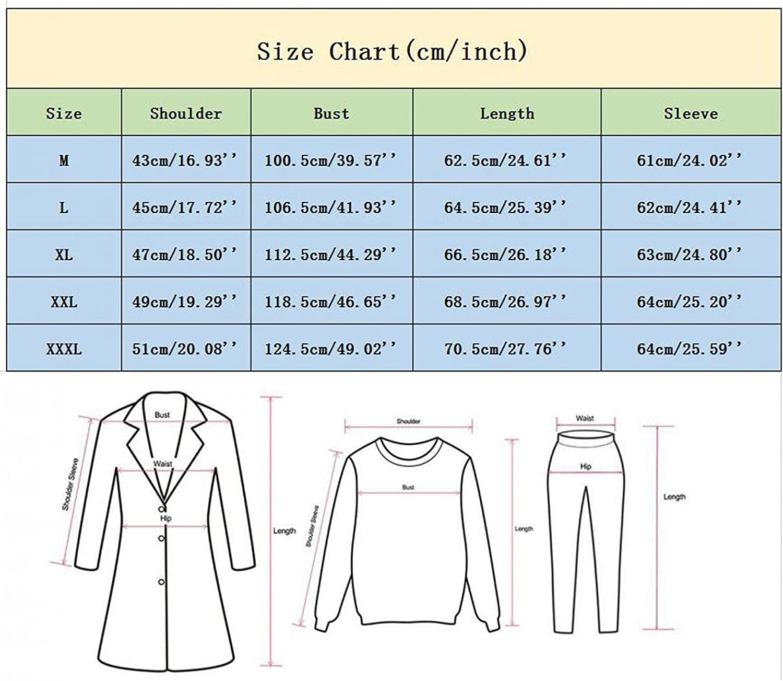 WUAI-Men Military Jackets Lightweight Casual Windbreaker Autumn Winter Button Down Cotton Bomber Jackets Outwear
