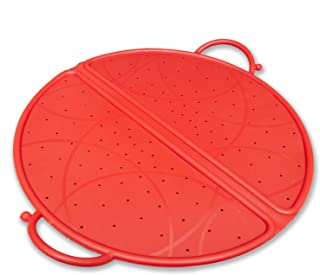 EXULTIMATE Silicone Splatter Guard Protection Screen Foldable