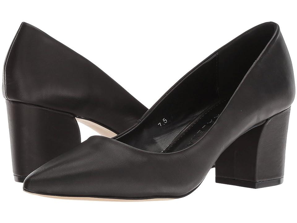 Athena Alexander Haven (Black Leather) High Heels