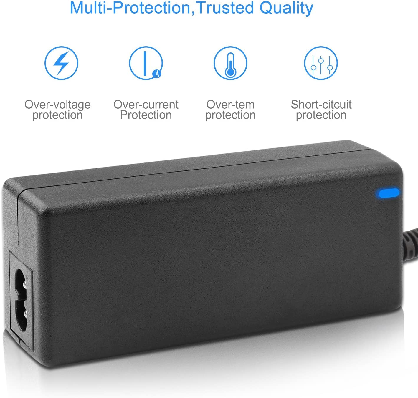 AC Adapter For Samsung Soundbar A4024_FPN A4024-FPN A4024FPN 24VDC Power Supply