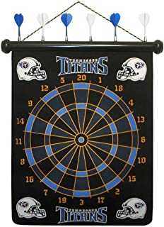 Tennessee Titans Magnetic Dartboard