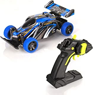 UKR High-speed Racing Car with Remote 4 CH (Blue)